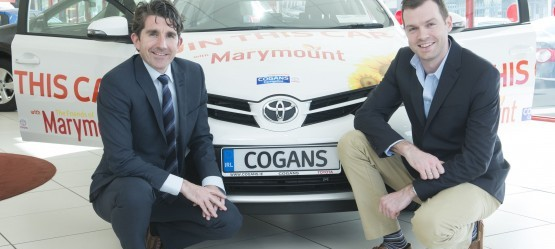 Cogans Carrigaline proudly supports The Friends of Marymount 2015 car raffle