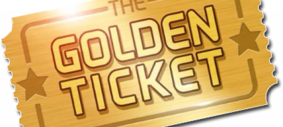 Win €10,000 in Golden Ticket Draw